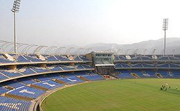 Equal 4th. DY Patil Stadium Capacity: 60,000 Mumbai, India