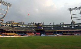 Equal 4th. Jawaharlal Nehru Stadium Capacity: 60,000 Kochi, India