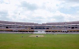 Equal 5th. Rajiv Gandhi International Cricket Stadium Capacity: 55,000 Capacity Hyderabad, India