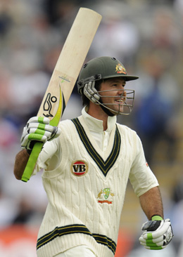 Ricky Ponting Global Ambassador of The International Cricket Hall of Fame