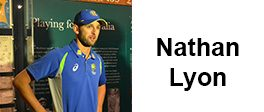 Tour with Nathan Lyon