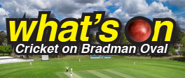 What's On Bradman Oval