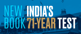 BOOK – India's 71-Year Test Launched By Ravi Shastri